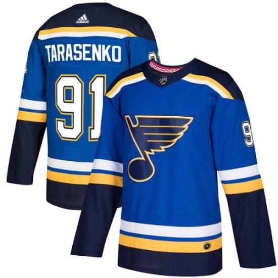 Vladimir Tarasenko St. Louis Blues Youth Authentic Home Adidas Jersey - Royal Blue